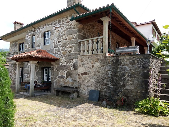 Rural House in Ponte de Lima - Calheiros - Calheiros - House