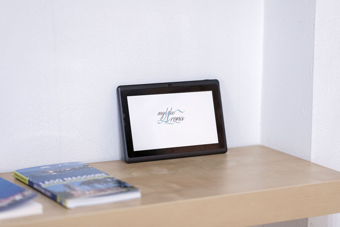 Tablet and info at your disposal.
