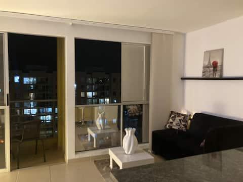 Entire apartment in condominium