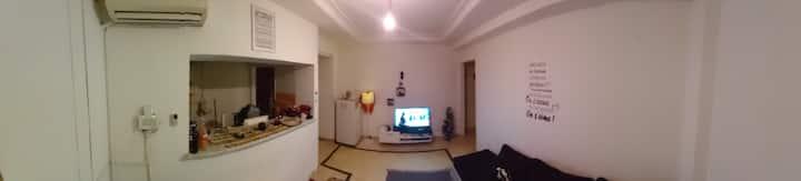 Très bel appartement S+1 chambre privée pour vous