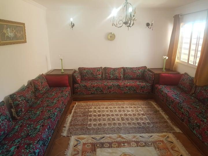 Grand Appartement-Sidi Bouzid proche de la plage