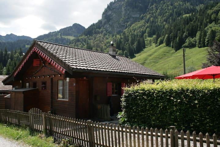 Chalet Aurora, Schwarzsee, Fribourg