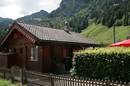 Chalet Aurora, Schwarzsee, Fribourg - Chatka w górach