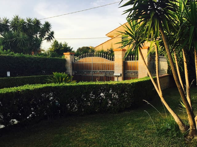 Villa Hiero House - Provincia di Palermo - Vila
