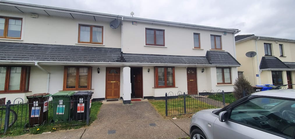Super location with easy access to Dublin city