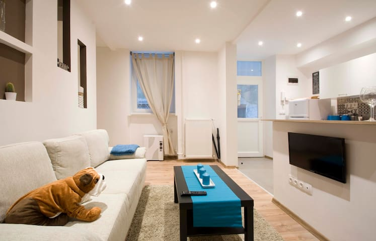 Unique Boutique Apartment