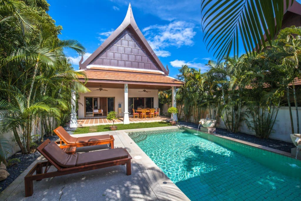 Nice Gorgeous Private Villa With Pool