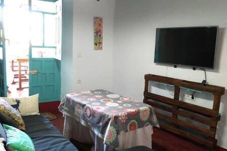 Casa La Contraventana - Fuenteheridos - Haus