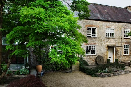 Stay at Penny's Mill - Nunney - Bed & Breakfast