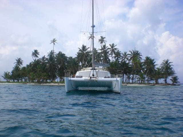Private Catamaran in San Blas Islands, Panamá - San Blas