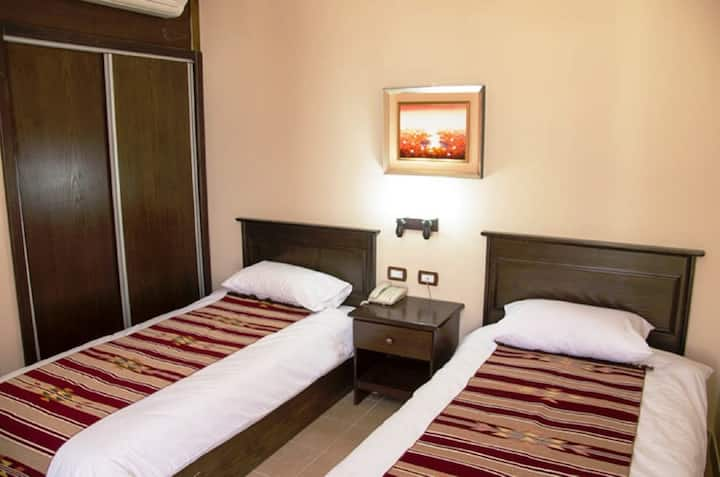 Delilah Hotel  Madaba/Double or Twin Room