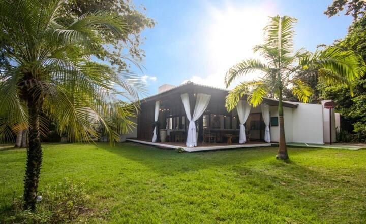 Casa en praia de Pipa para 12 pessoas com piscina