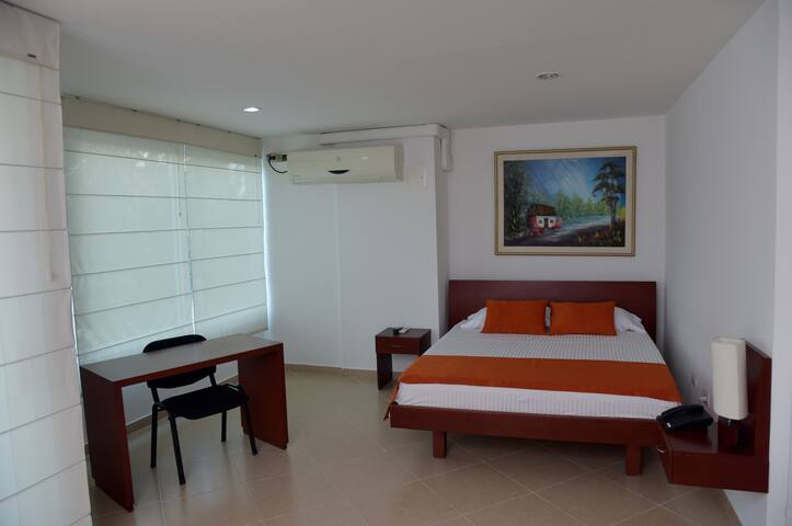 Habitaciones Frescas y cómodas en  Yopal.