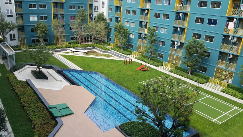 Room Near Donmeung airport with swimming pool