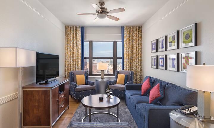 CW Skyline Towers- 3 bedroom presidential suite
