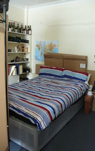 Great room, fast wifi, central London, Hyde Park. - London - Apartment