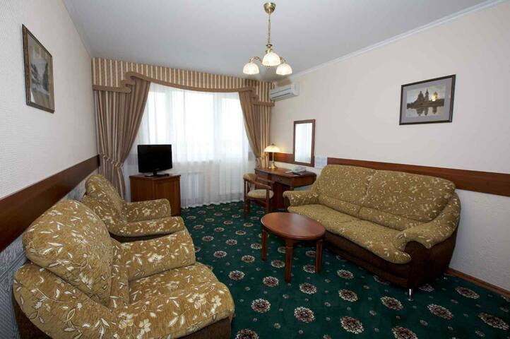 Люкс двухкомнатный - Moskva - Apartamento