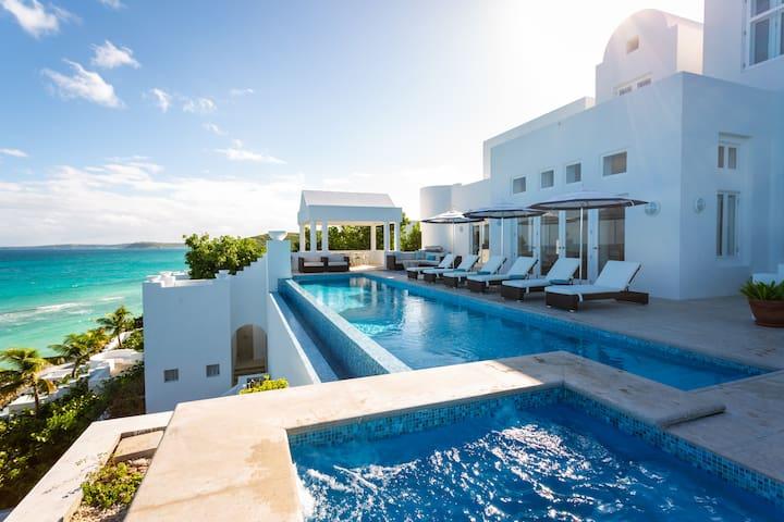Sea Villa Anguilla: Your Dream Villa on the Beach!