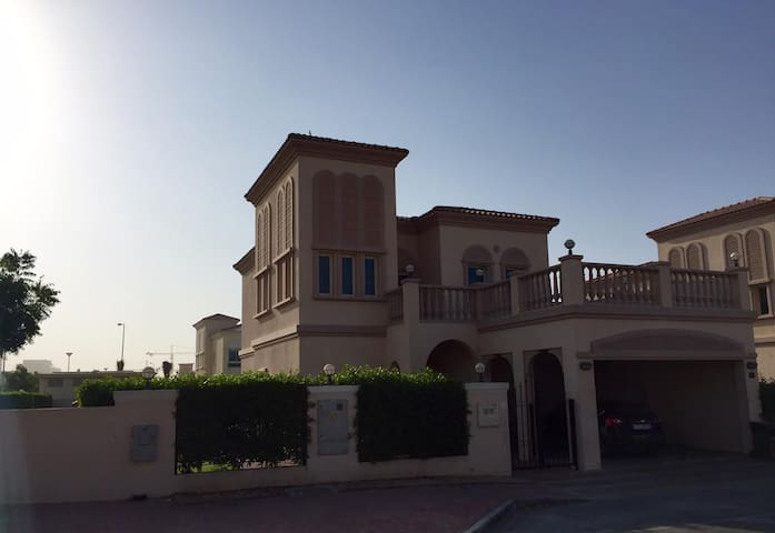 Beautiful Villa in Dubai - Dubai - Haus