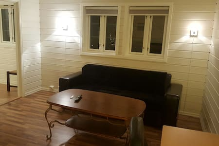 Nice apartment close to city center(incl. parking) - Haugesund