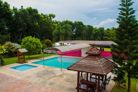 Villa Teresita Private Resort for up to 50 guests