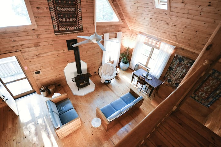 OCT DISCOUNT | Kilo Cabin on Lake | 40min from ATL