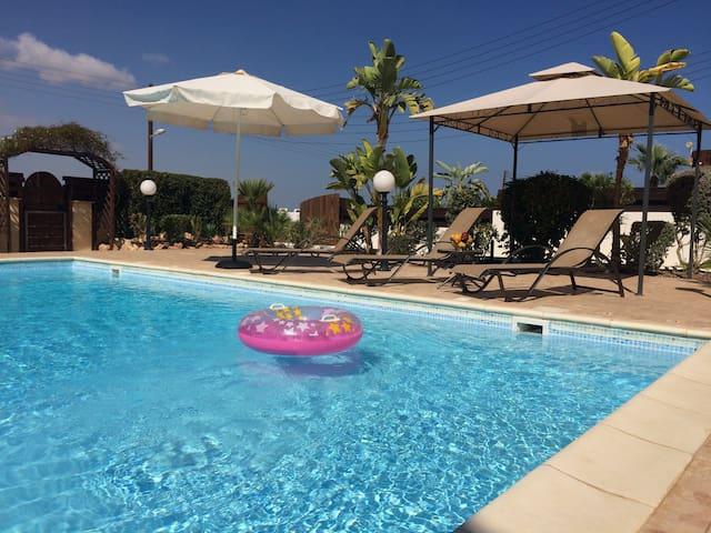 Oneiro Beach Villa.  2 minute walk to beach