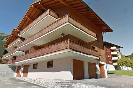 Appartement sympa tout rénové, en montagne - Troistorrents - Apartament