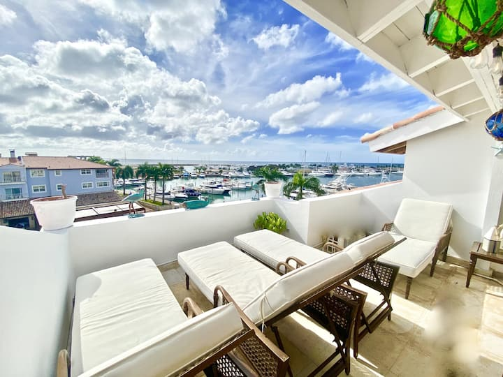 Unique Luxury Pent House at Marina Casa de Campo