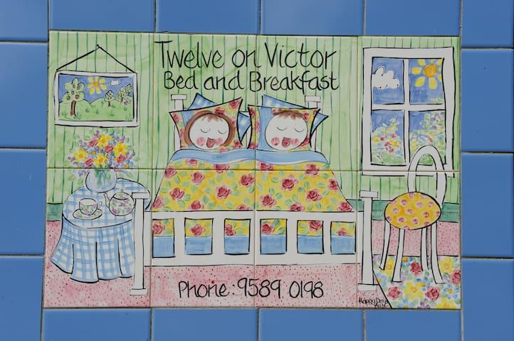 """Twelve on Victor"" Beaumaris"