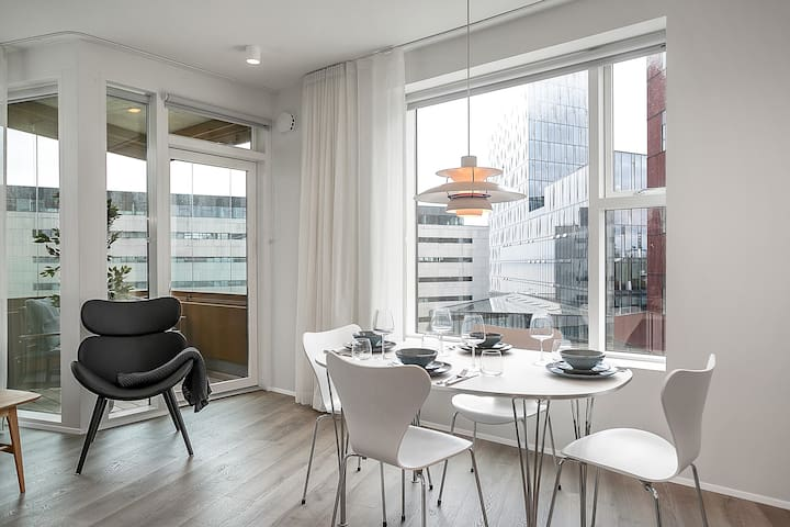 Sif Apartments - 1BR Apartment with  City View