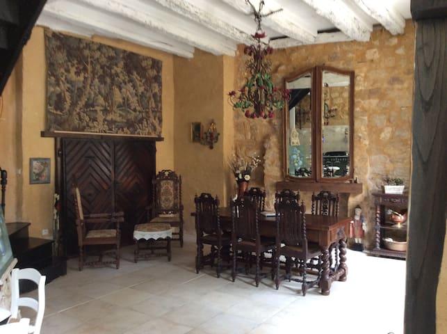 Le Rempart maison de village - Saint-Cyprien