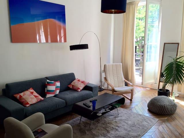 Charming 55m2 apartment near Opera! - Paris - Apartemen