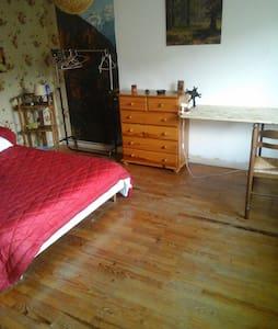 Chambre dans maison de village - Le Gua