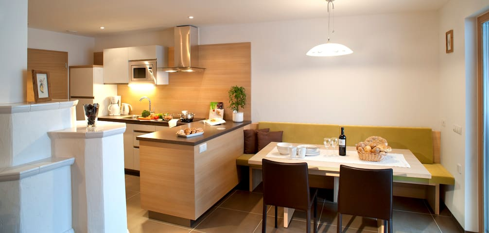 Ferienwohnung Birke - Kastelruth - Apto. en complejo residencial
