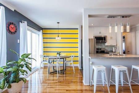 appartement avec stationnement - Montréal - Ház