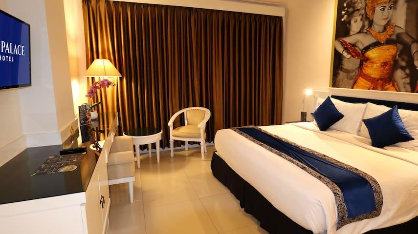 Hotel Room In City Centre
