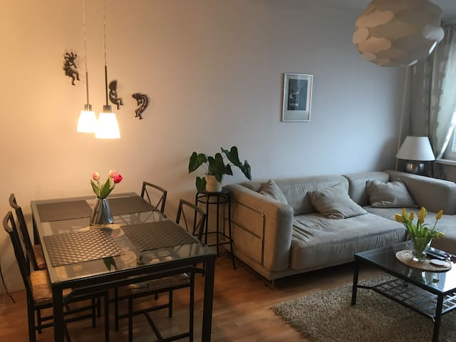 Comfortable flat just for you - Praga - Apartamento
