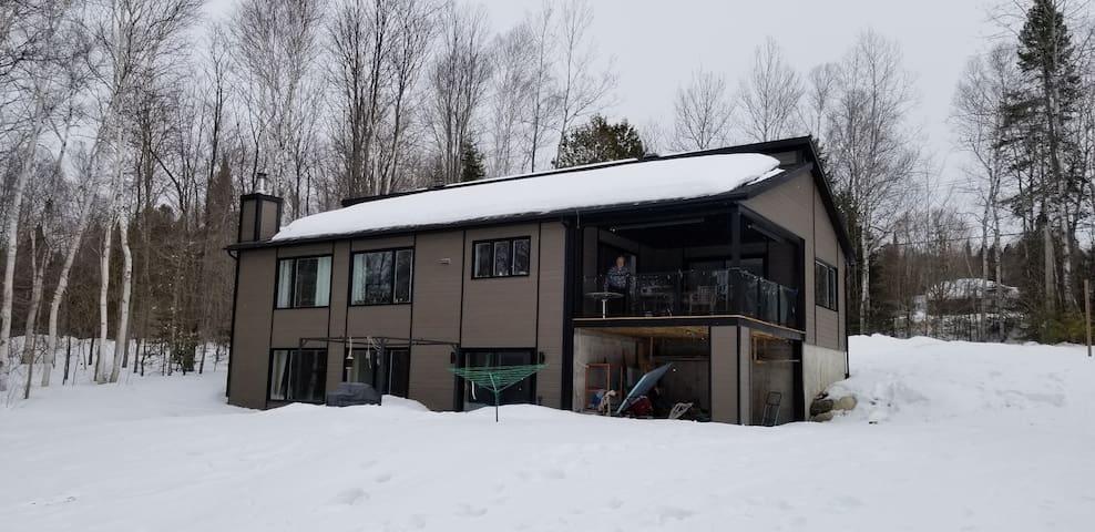 Chalet Bouleau Blanc - White Birch Cottage