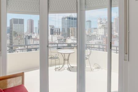 Espectacular vista abierta urbana - Buenos Aires - Apartment