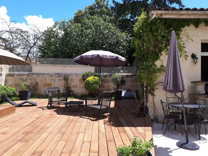 appartement avec le charme de l ancien à Bordeaux