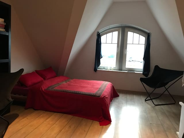 Apartament in the heart of the town