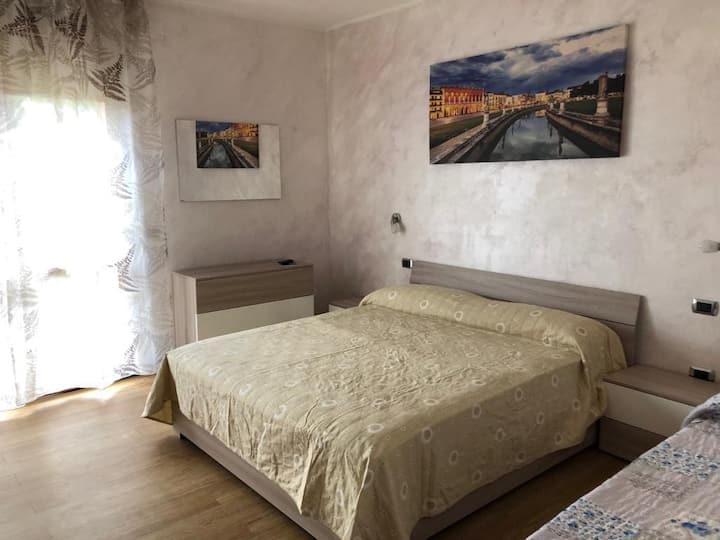 Stanza privata A con bagno Padova