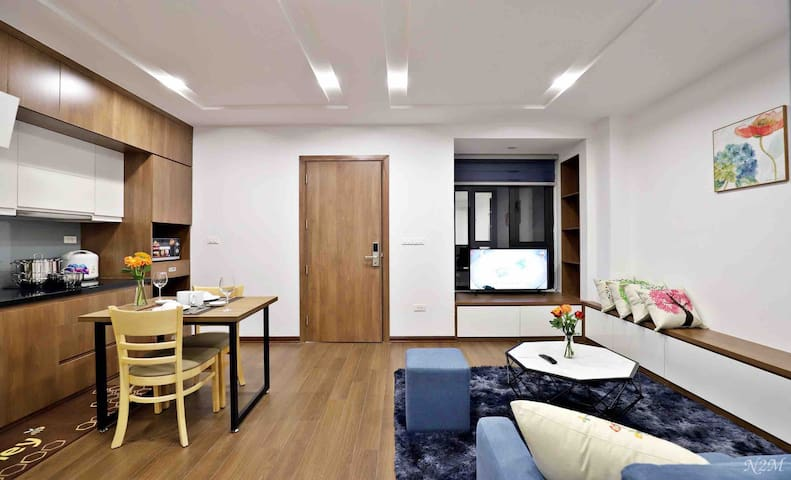 Brand new one bedroom apartments for rent