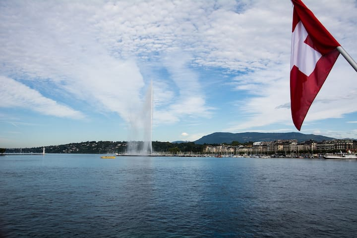 Welcome in Geneva