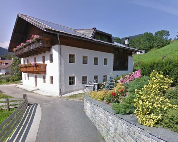 Residence Tamperhof - Apartment A - San Candido - Appartement