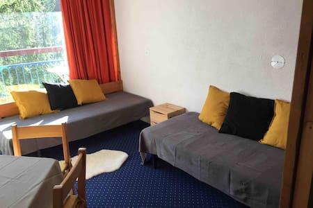 Appartement 5 couchages  résidence belles challes