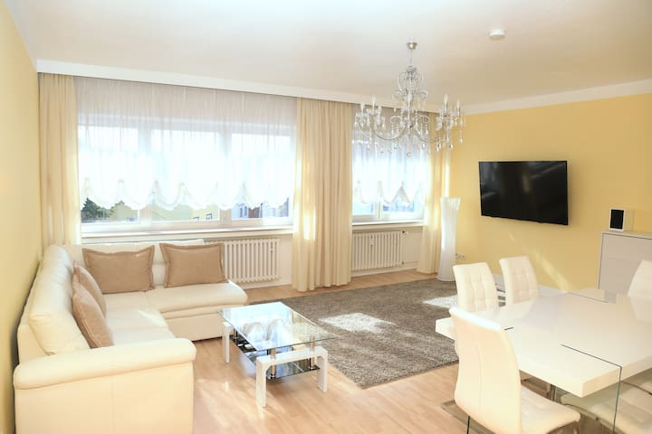 Komfort - Wohnung mit induvidueller Ausstattung! - Wetzlar - Apartament
