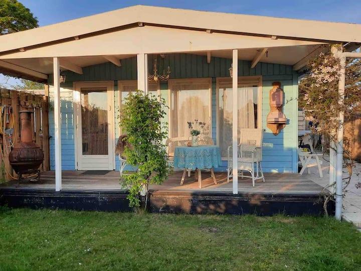 Heerlijk zonnig vakantiehuis