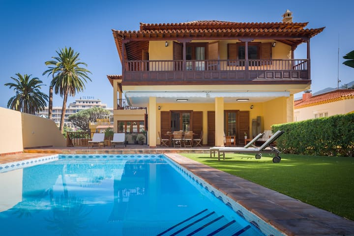 Exclusive Villa Limonero - Pool, BBQ, Wifi ...